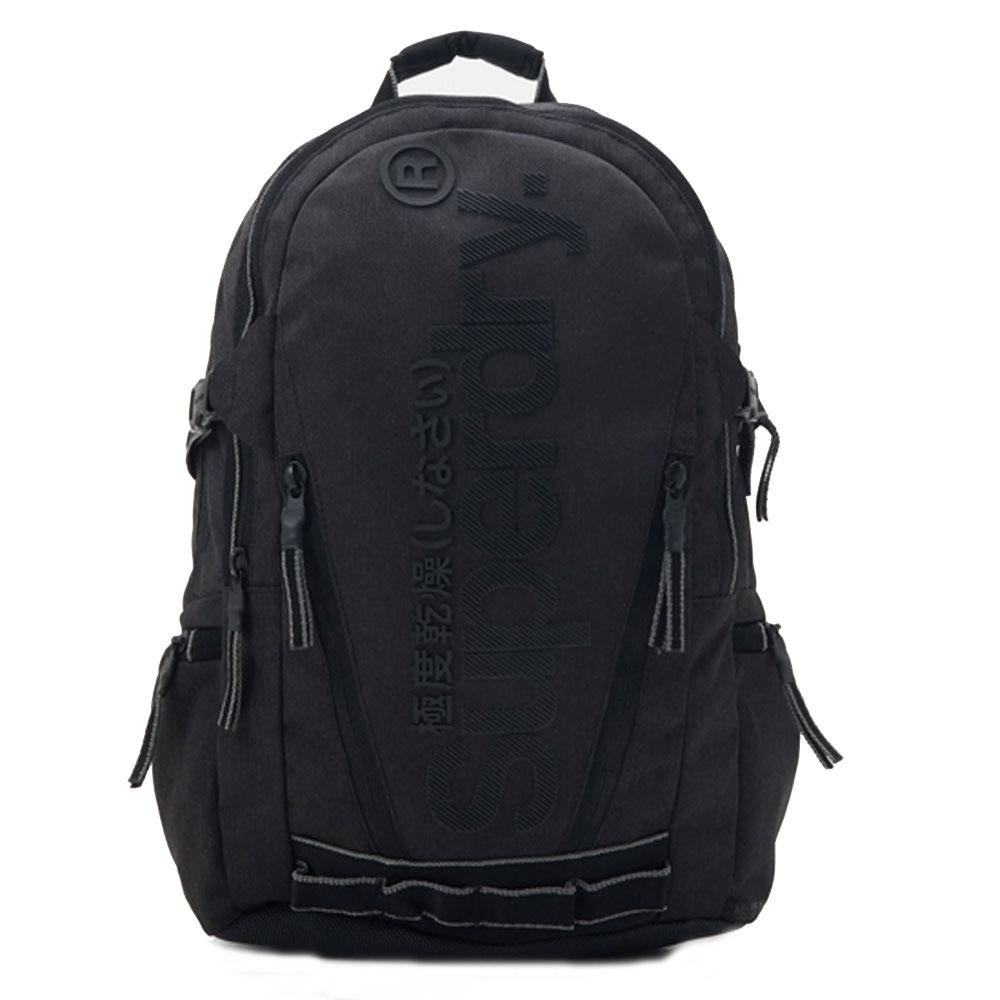 Superdry Tarp Backpack Detroit Black