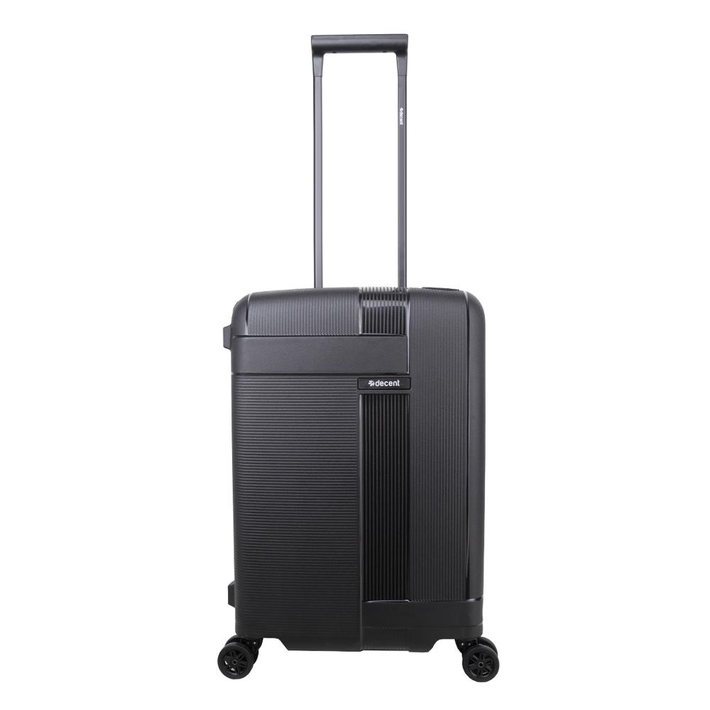 Decent Transit Handbagage Spinner 55 Black