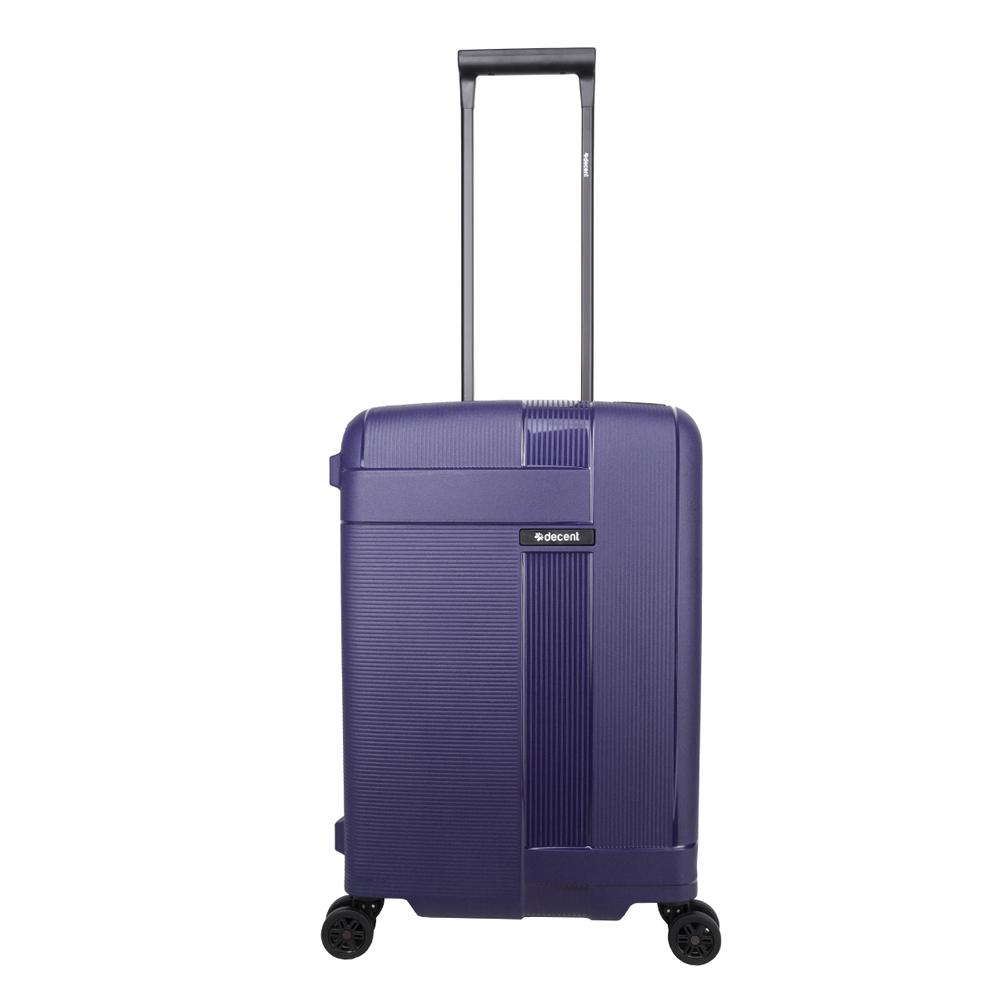 Decent Transit Handbagage Spinner 55 Dark Blue