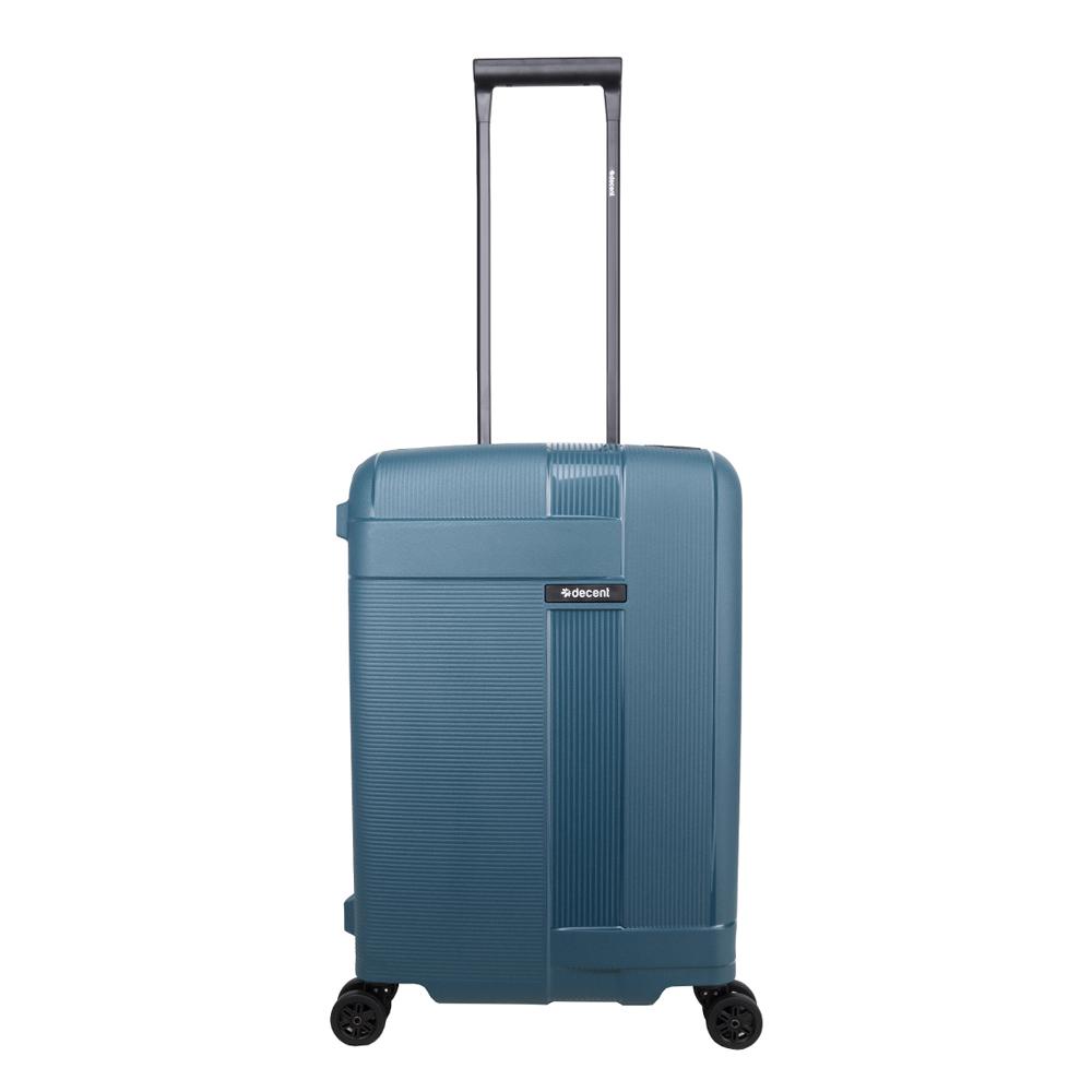 Decent Transit Handbagage Spinner 55 Green