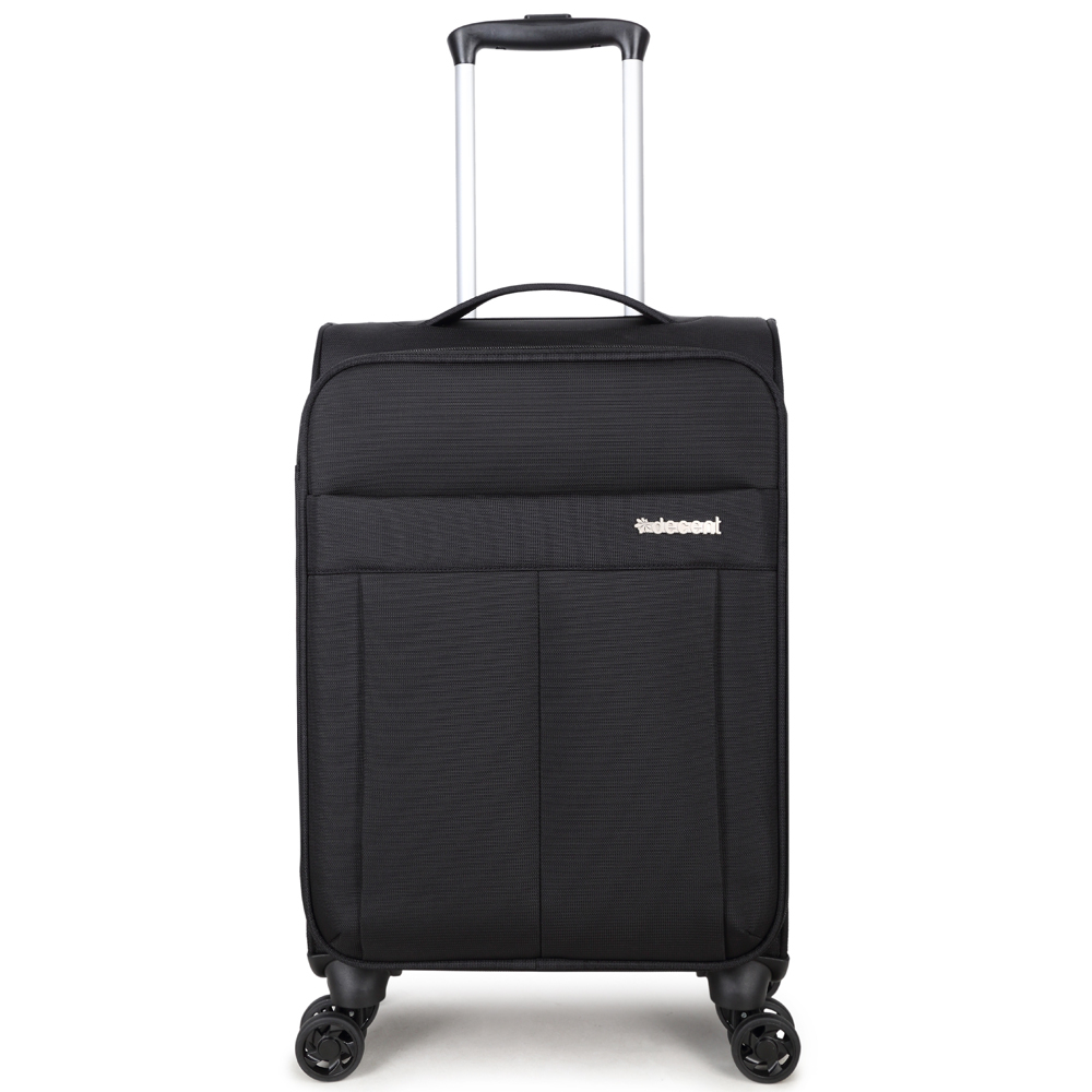 Decent D-Upright Handbagage Spinner 55 Black