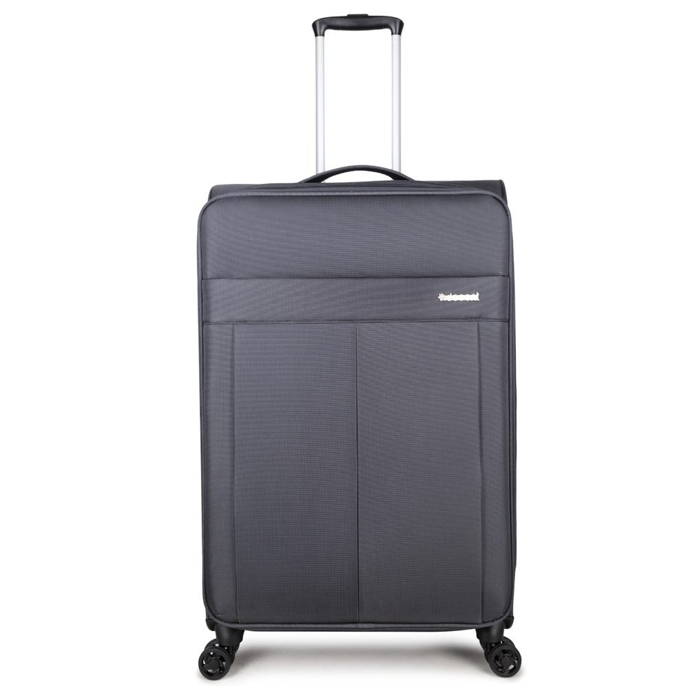 Decent D-Upright Spinner 76 Expandable Grey