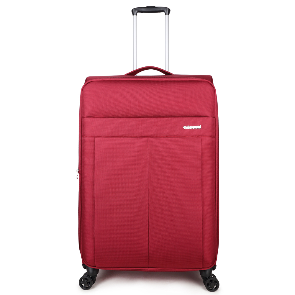 Decent D-Upright Spinner 76 Expandable Red