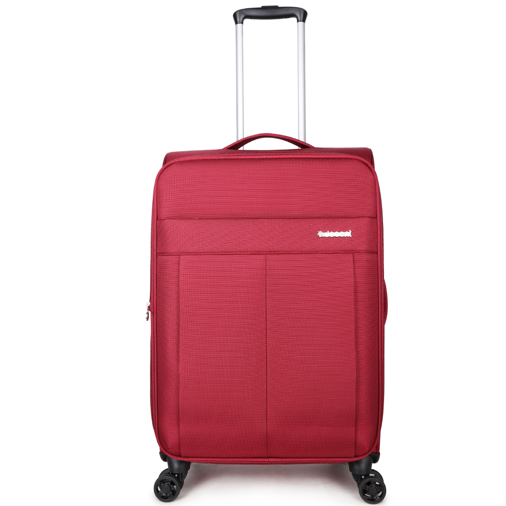 Decent D-Upright Spinner 66 Expandable Red