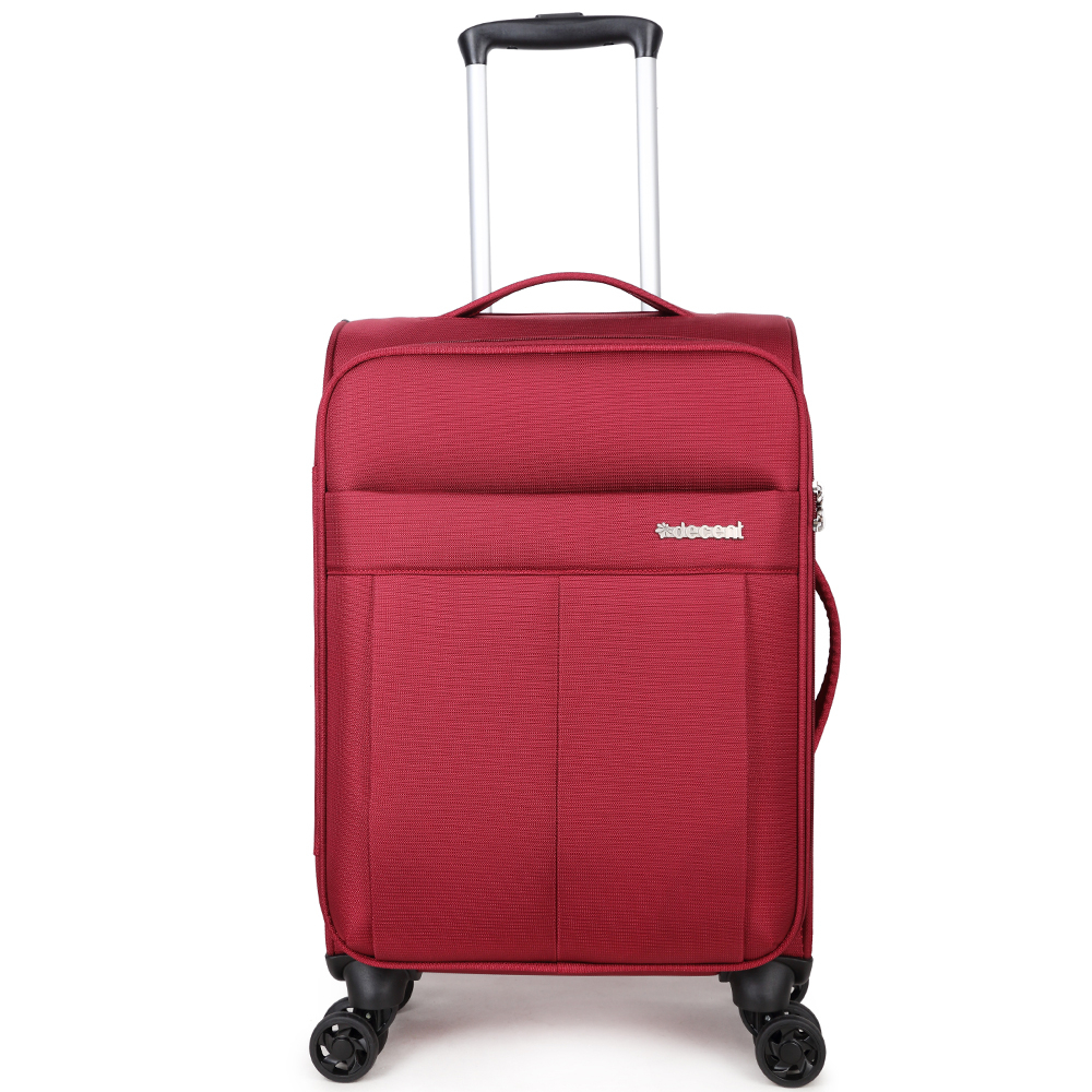 Decent D-Upright Handbagage Spinner 55 Red