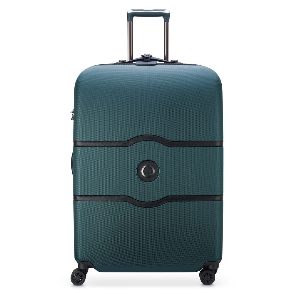 Delsey Chatelet Air Trolley 4 Wheel 77 Green