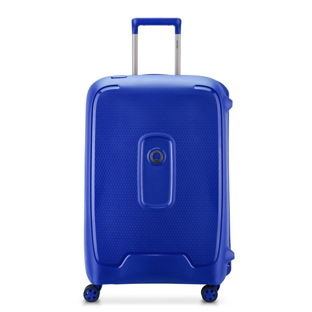 Delsey Moncey 4 Wheel Trolley 69 Navy