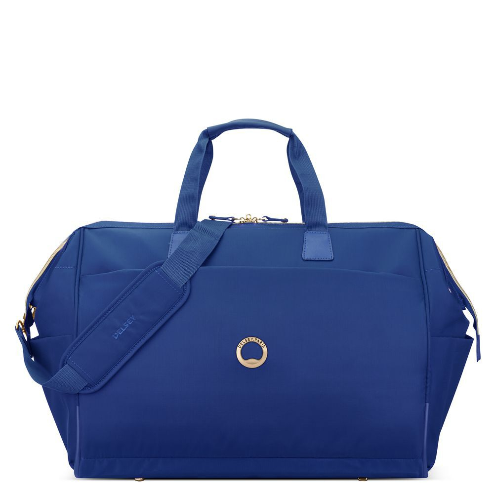 Delsey Montrouge Cabin Duffle Bag Blue