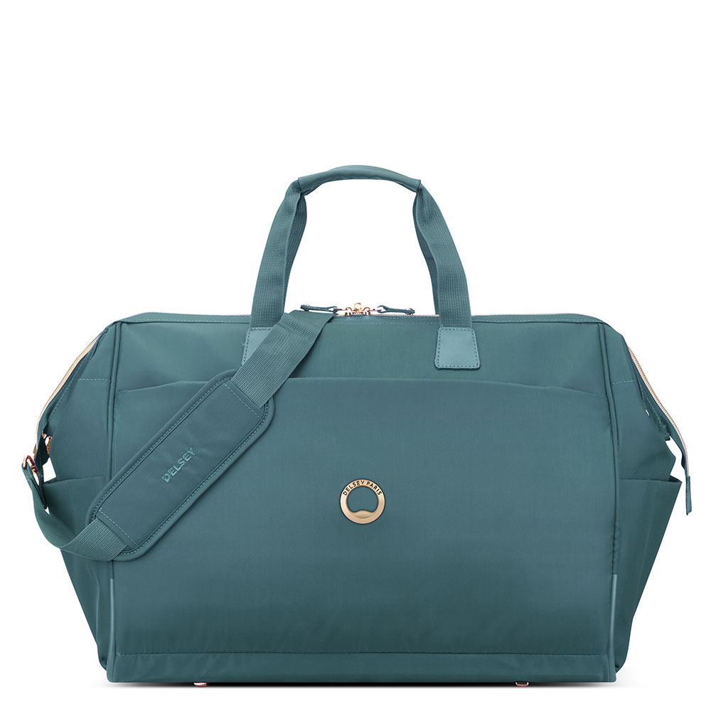 Delsey Montrouge Cabin Duffle Bag Green