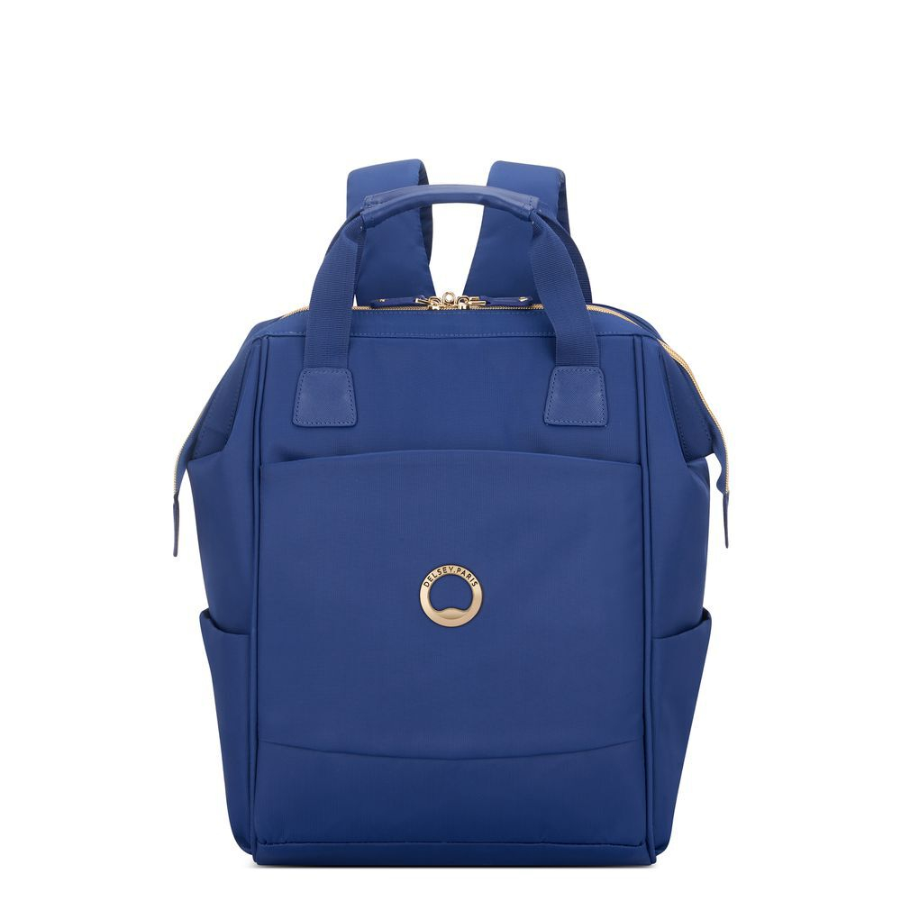 Delsey Montrouge 1-CPT Backpack M 13.3'' Blue