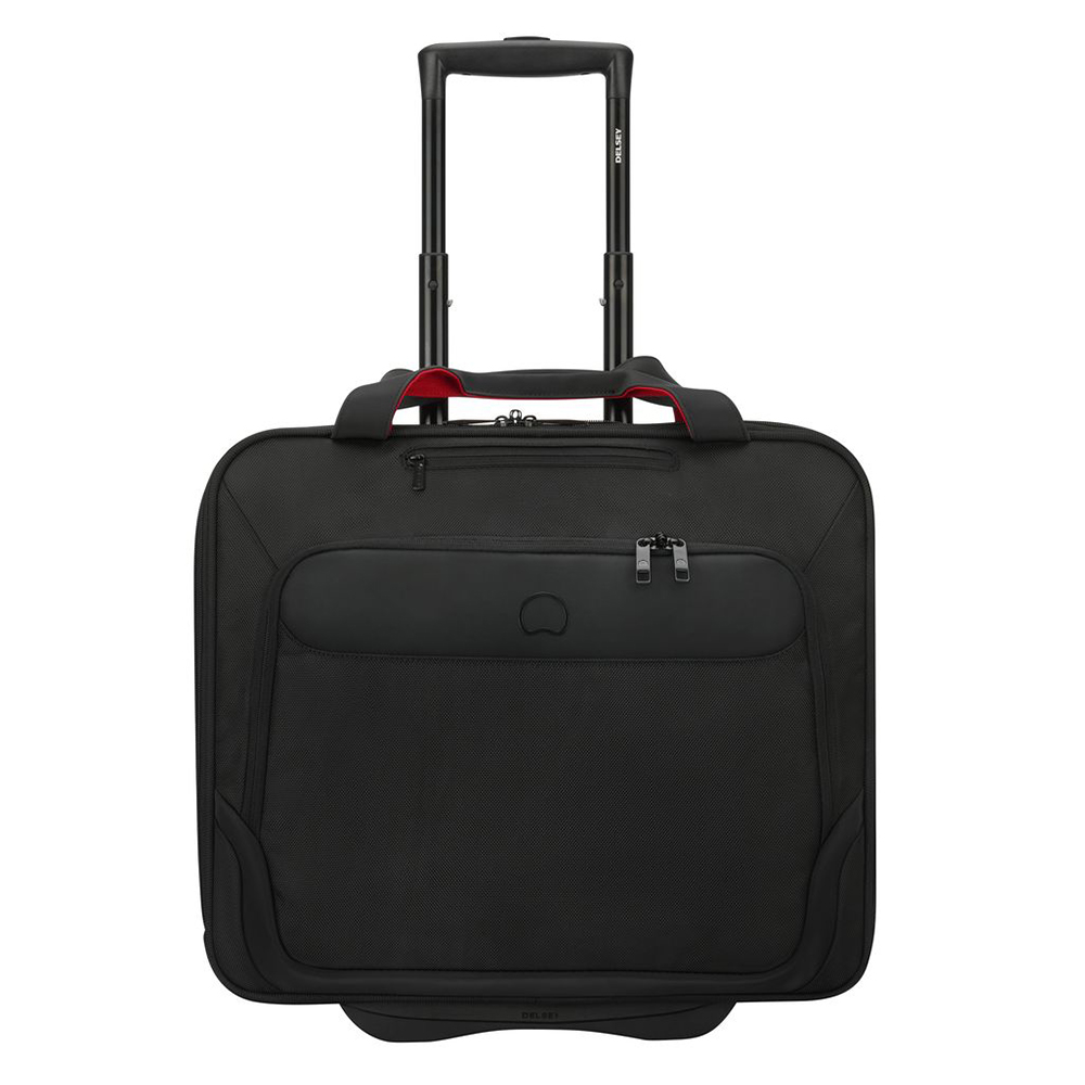 Delsey Parvis Plus Boardcase Trolley Cabin 2-CPT 17 Black