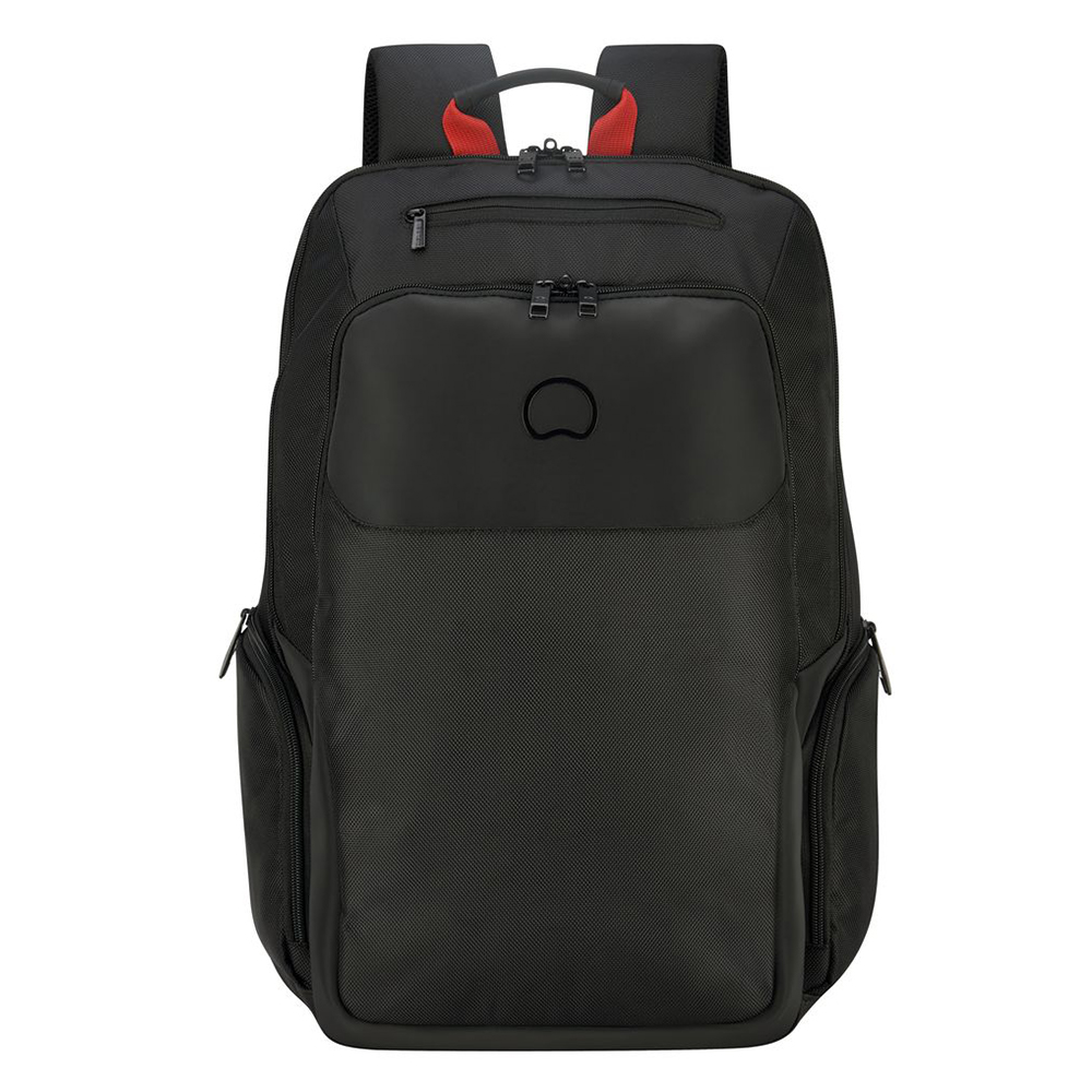 Delsey Parvis Two Compartments Laptop Backpack 17.3'' black