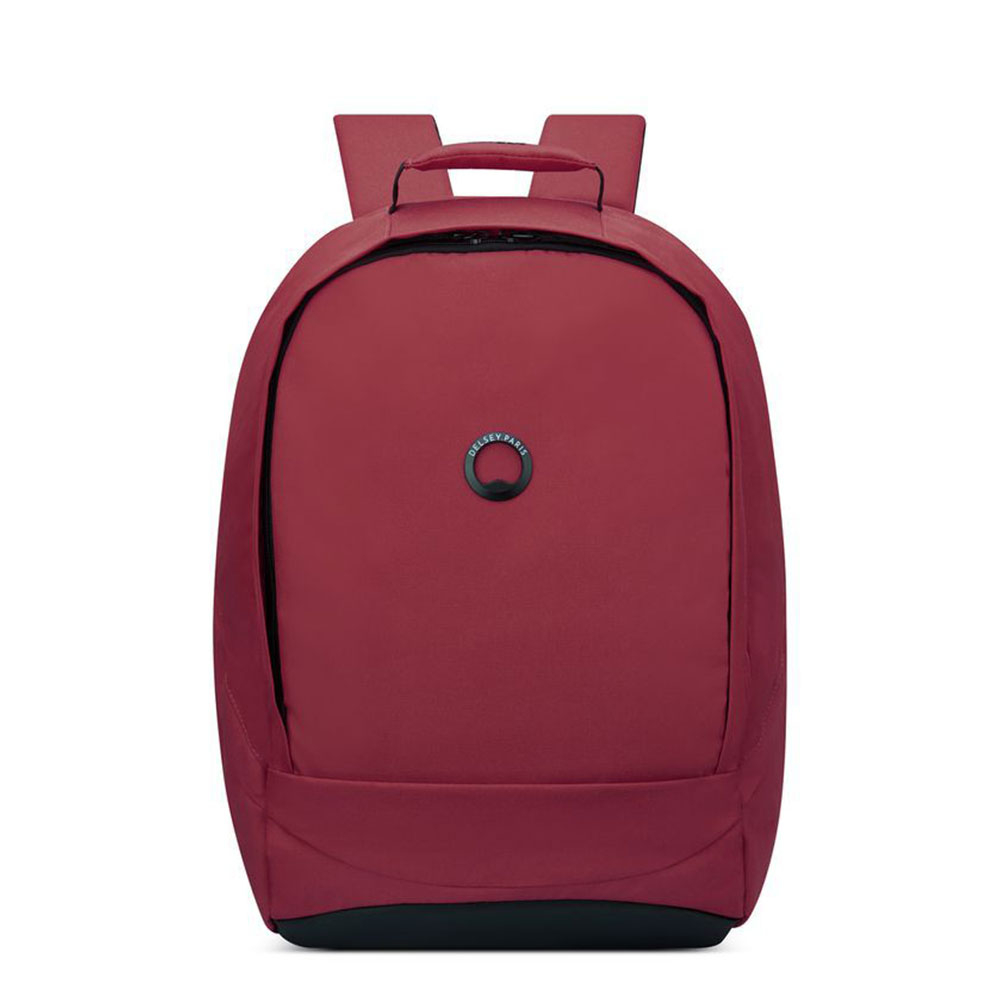 Delsey Securban 1-Compartment Laptop Backpack 15.6 Bourdeaux
