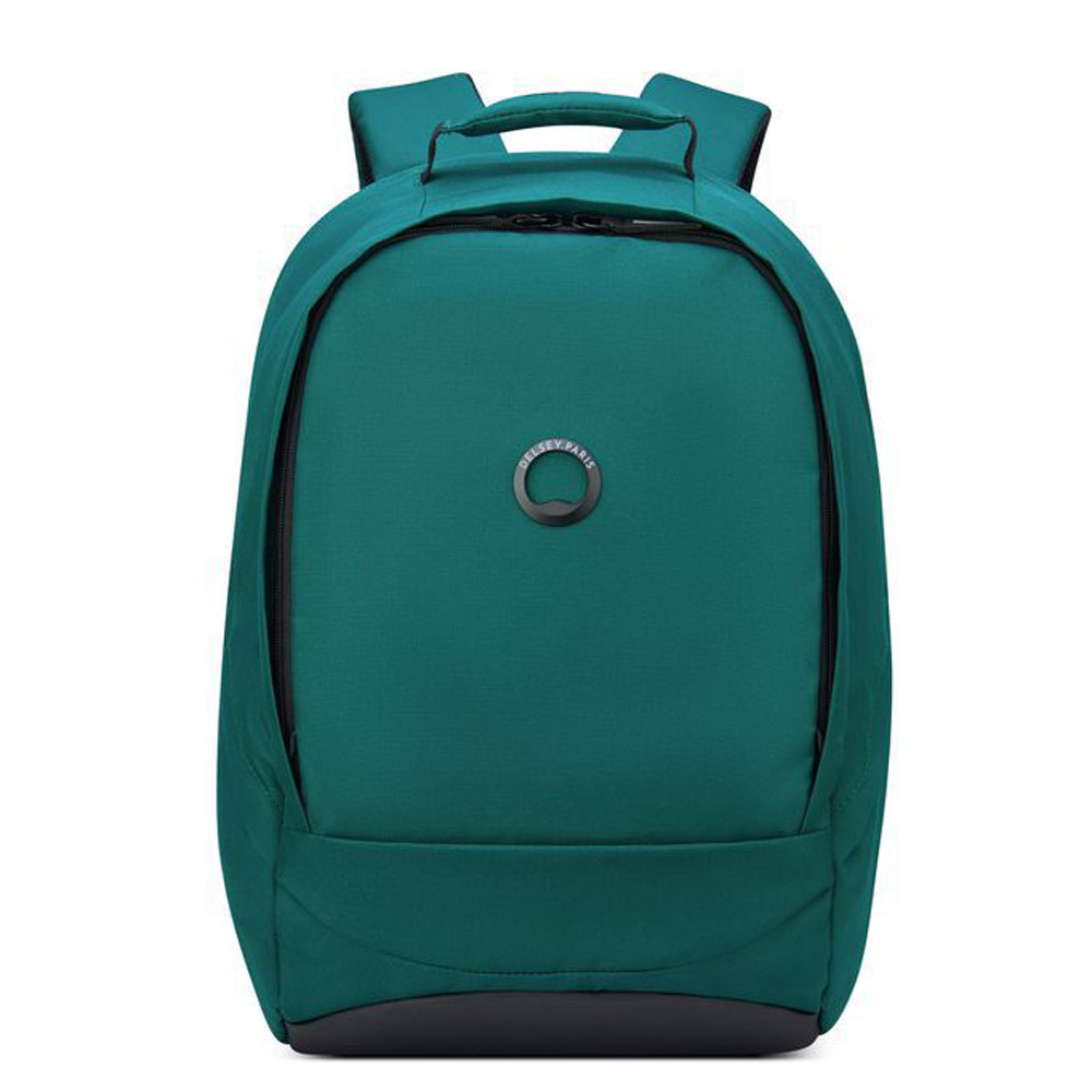 Delsey Securban 1-Compartment Laptop Backpack 13.3 Green