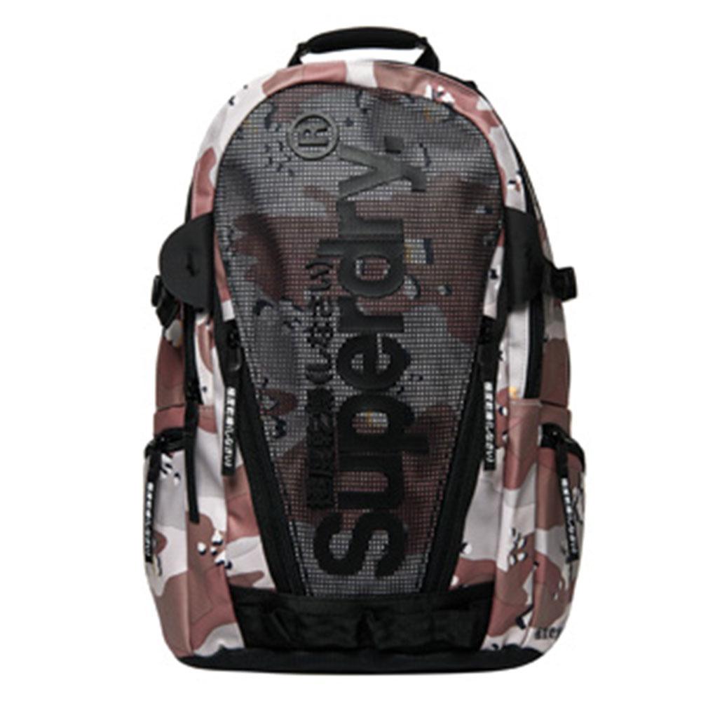 Superdry Tarp Backpack Desert