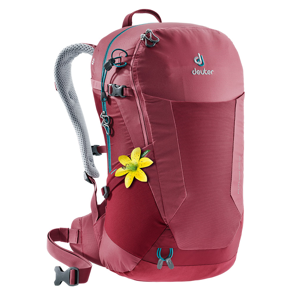 Deuter Futura 22 SL Backpack Cardinal/ Cranberry