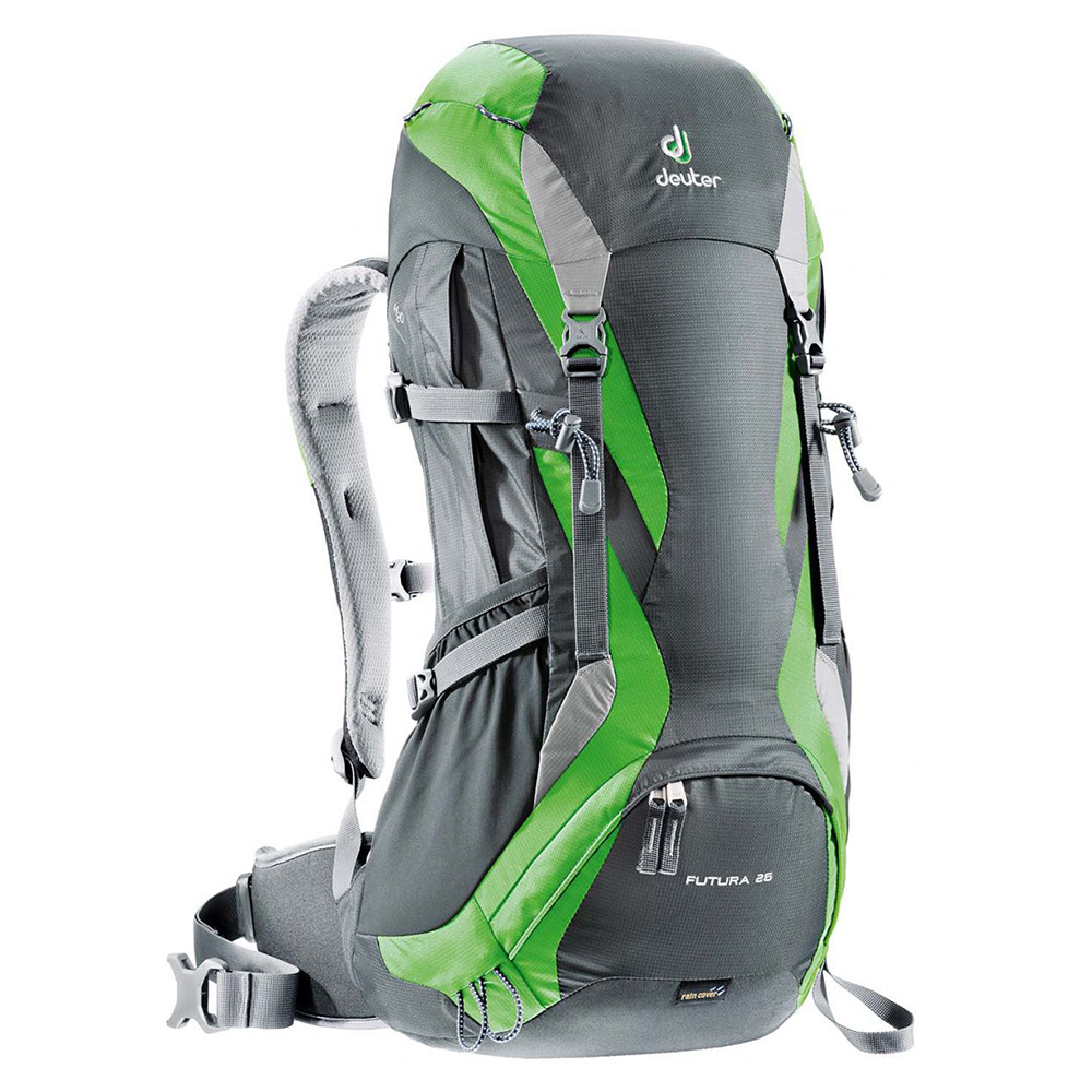 Deuter Futura 26 Backpack Granite/Spring