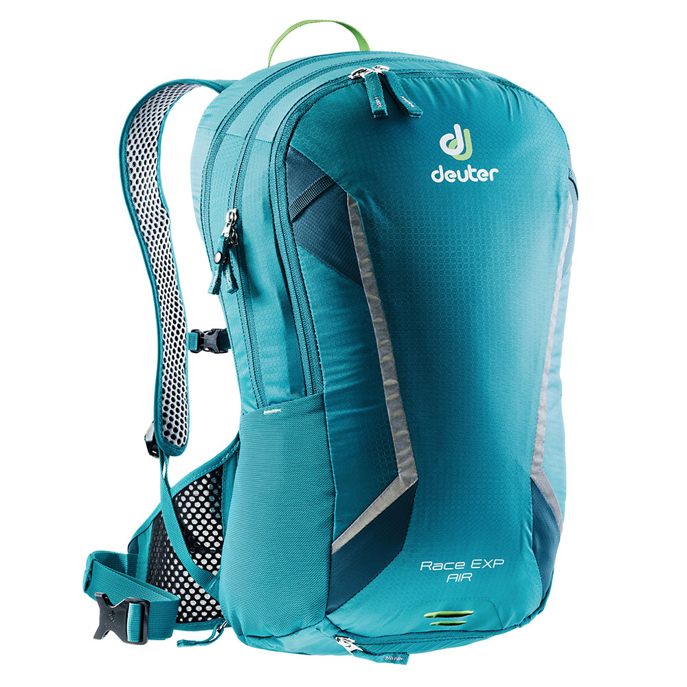 Deuter Race Expandable Air Backpack Petrol/ Arctic
