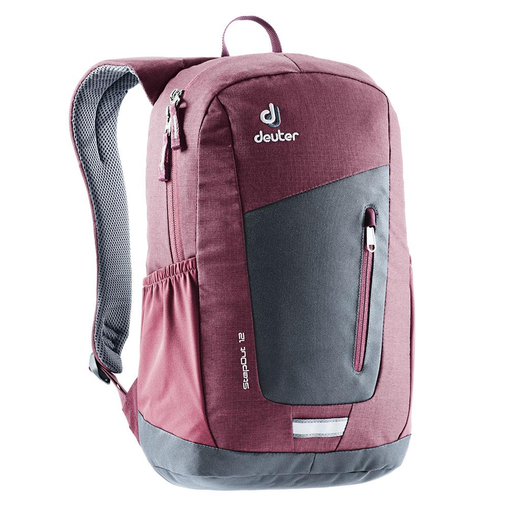Deuter StepOut 12 Backpack Graphite/ Maron