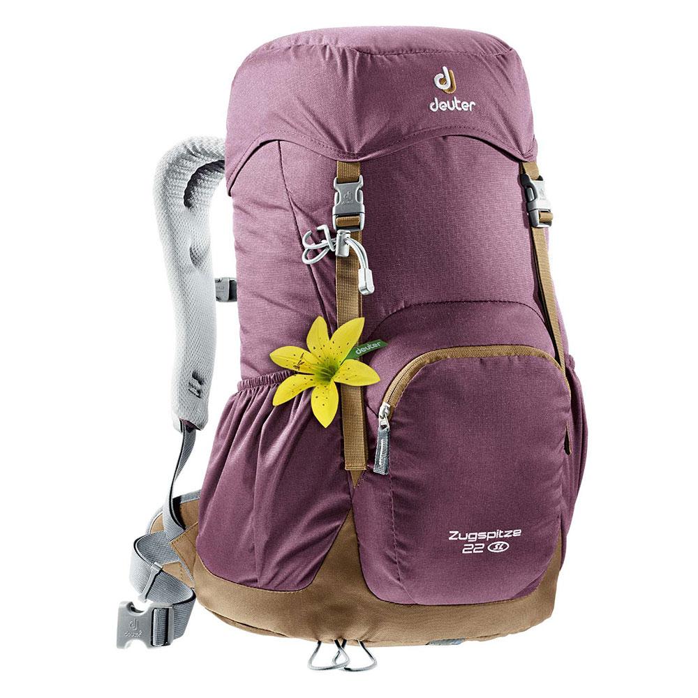 Deuter Zugspitze 22 Backpack Aubergine/ Lion