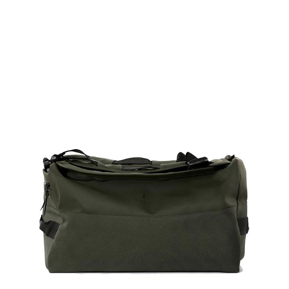 Rains Original Duffel Backpack Green