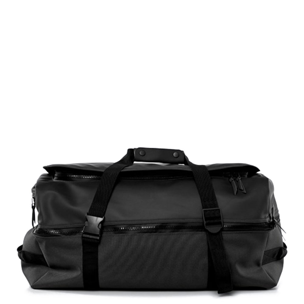 Rains Original Duffel Backpack Large Black