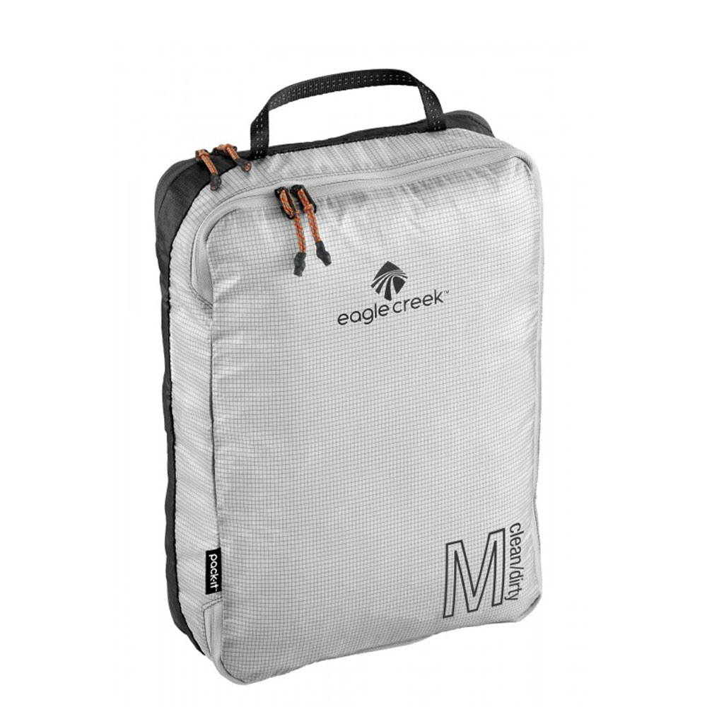 Eagle Creek Pack-It Specter Tech Clean/Dirty Cube M Black
