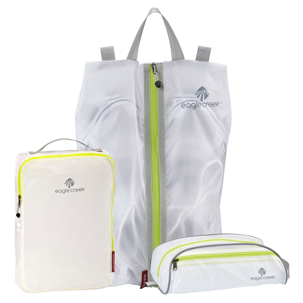 Eagle Creek Pack-it Specter Stow N Go Set White