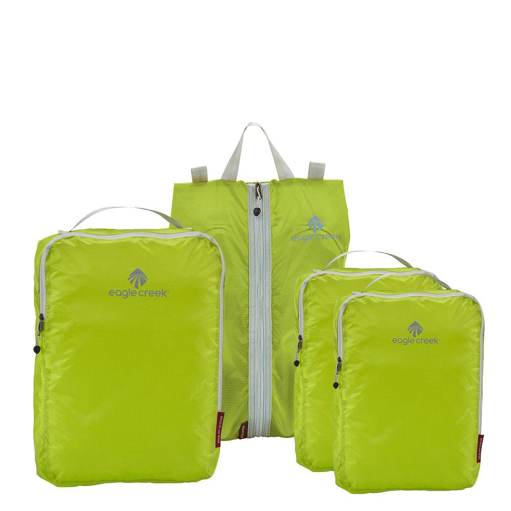 Eagle Creek Pack-it Original 4-Wheel Carry-On Set Green