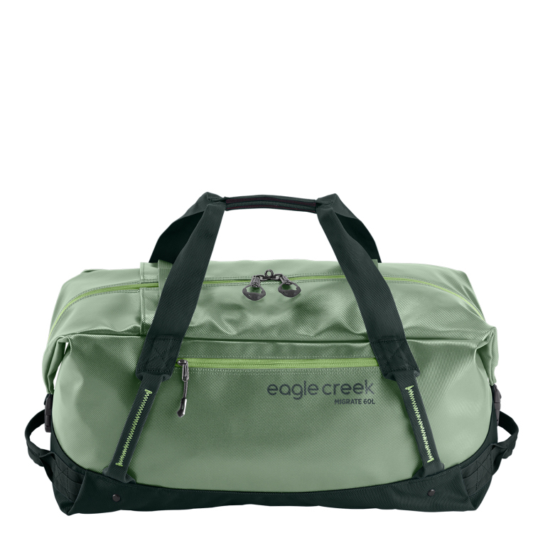 Eagle Creek Migrate Duffel/ Backpack 60L Mossy Green