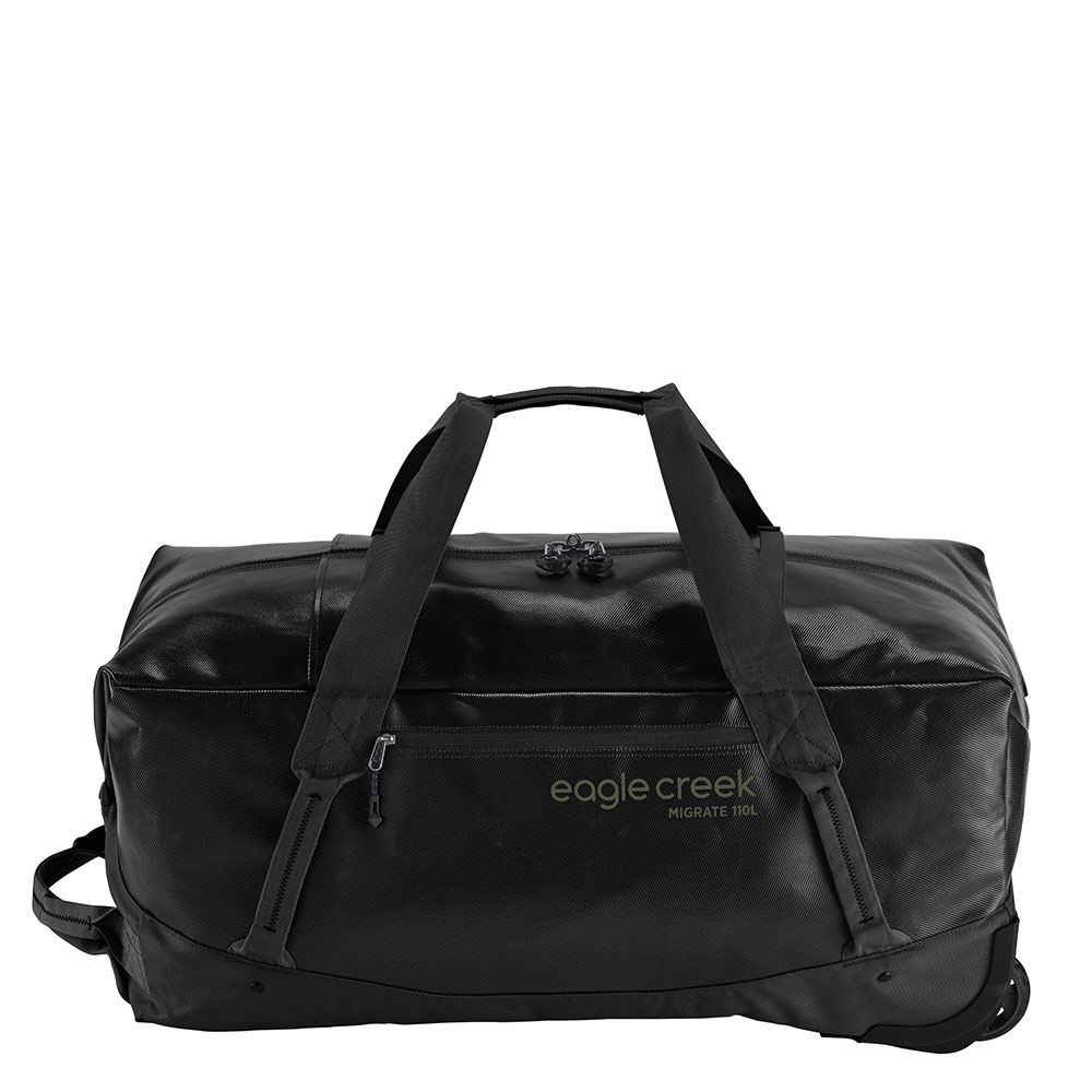 Eagle Creek Migrate Wheeled Duffel 110L Jet Black