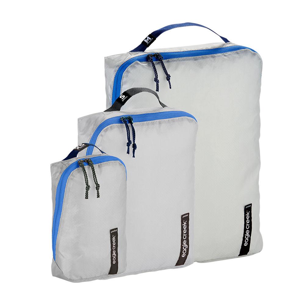 Eagle Creek Isolate Cube Set XS/S/M Aizome Blue Grey