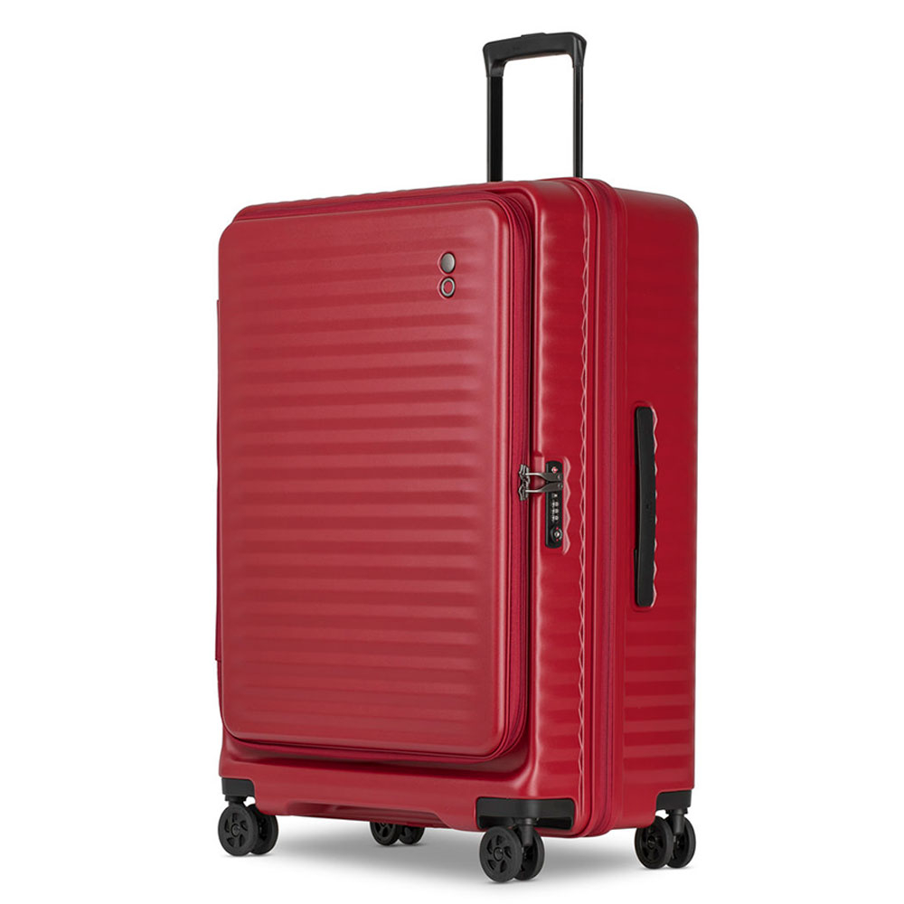 Echolac Celestra Trolley 4 Wheel Large Red