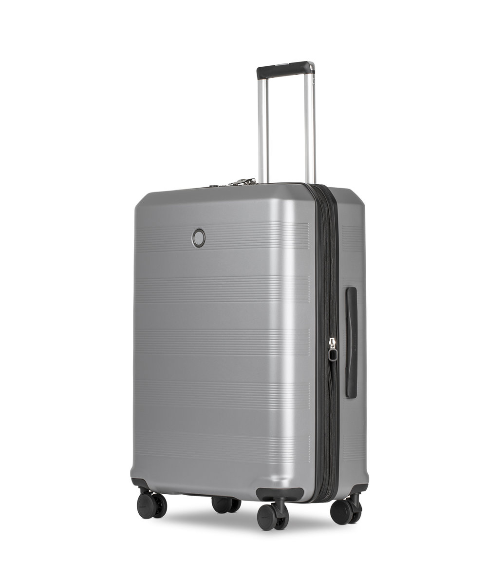 Echolac Cielo 4 Wheel Spinner M Expandable SIlver