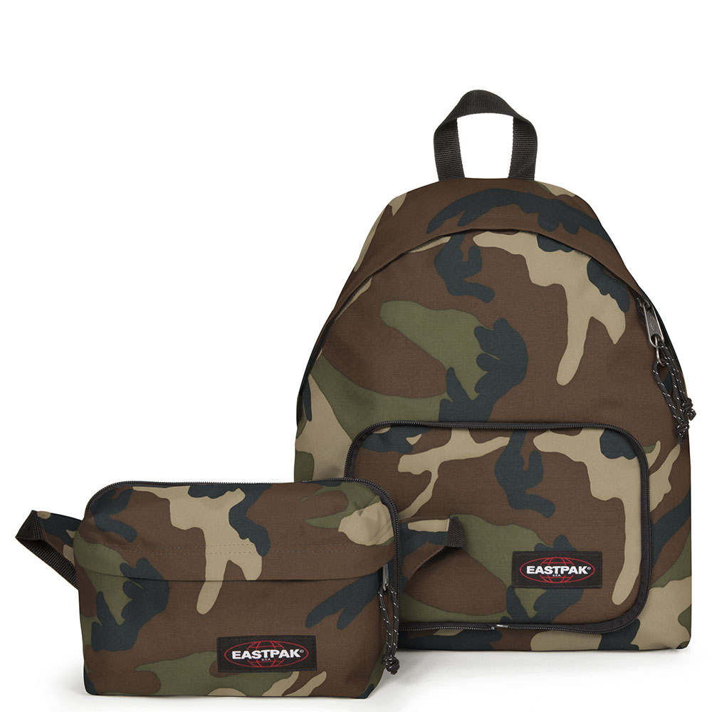 Eastpak Padded Travell'r Rugzak Camo