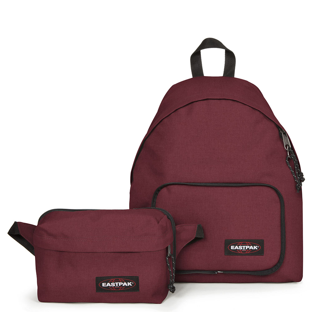 Eastpak Padded Travell'r Rugzak Crafty Wine
