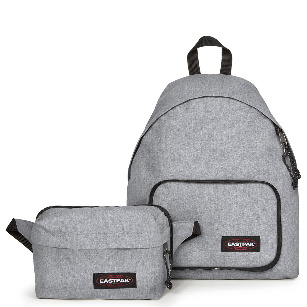 Eastpak Padded Travell'r Rugzak Sunday Grey