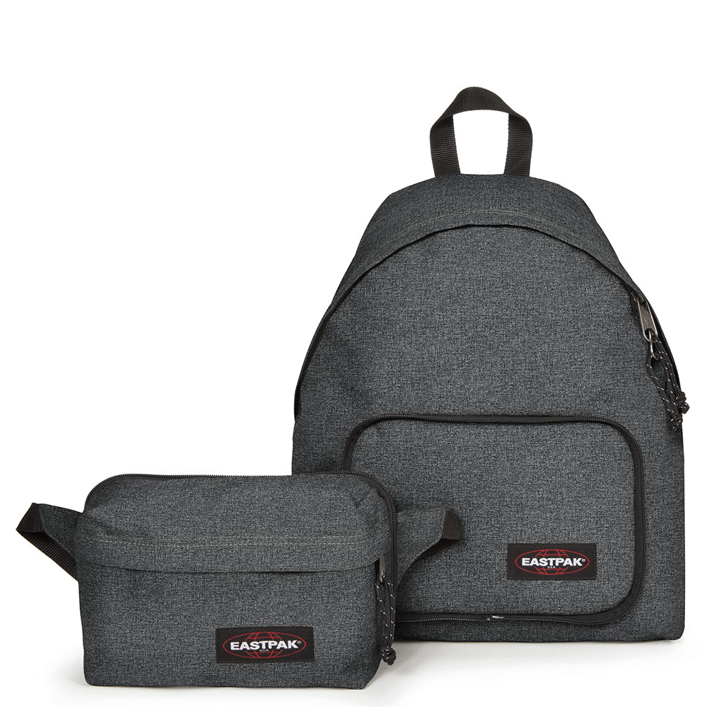 Eastpak Padded Travell'r Rugzak Black Denim