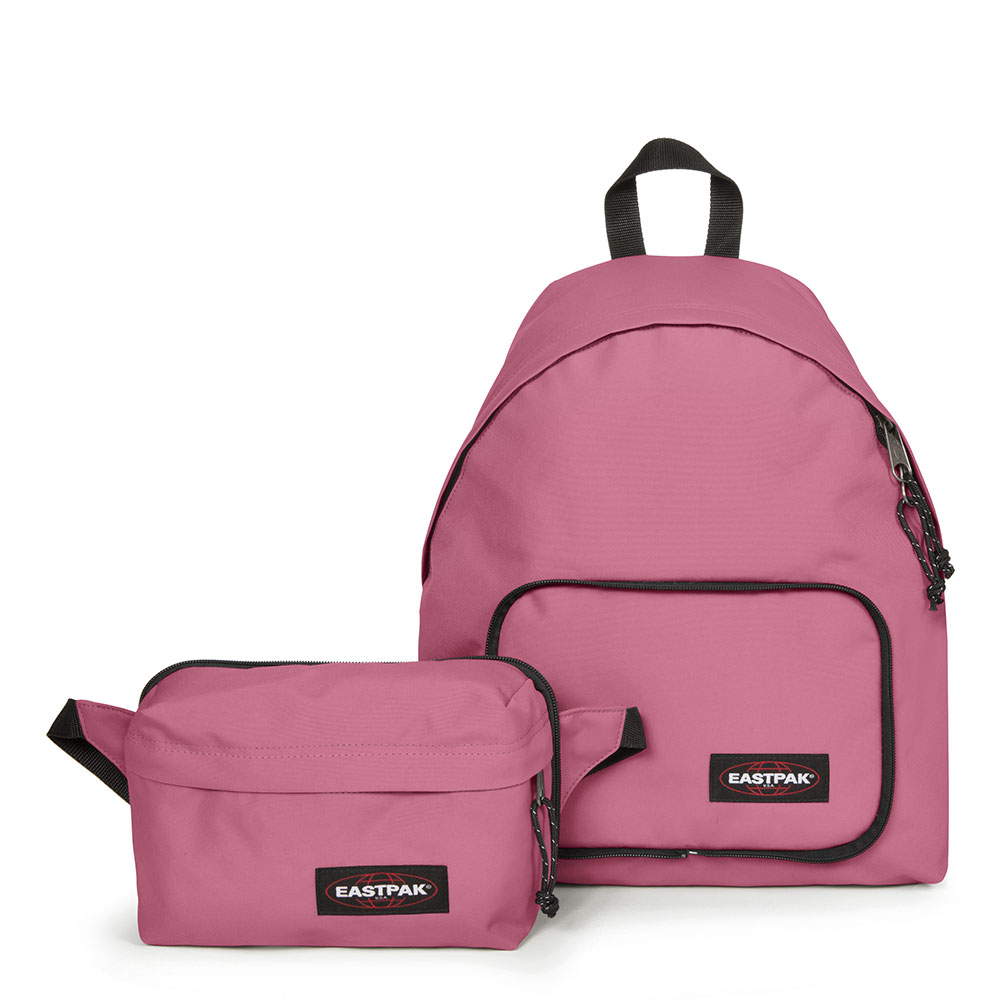 Eastpak Padded Travell'r Rugzak Salty Pink