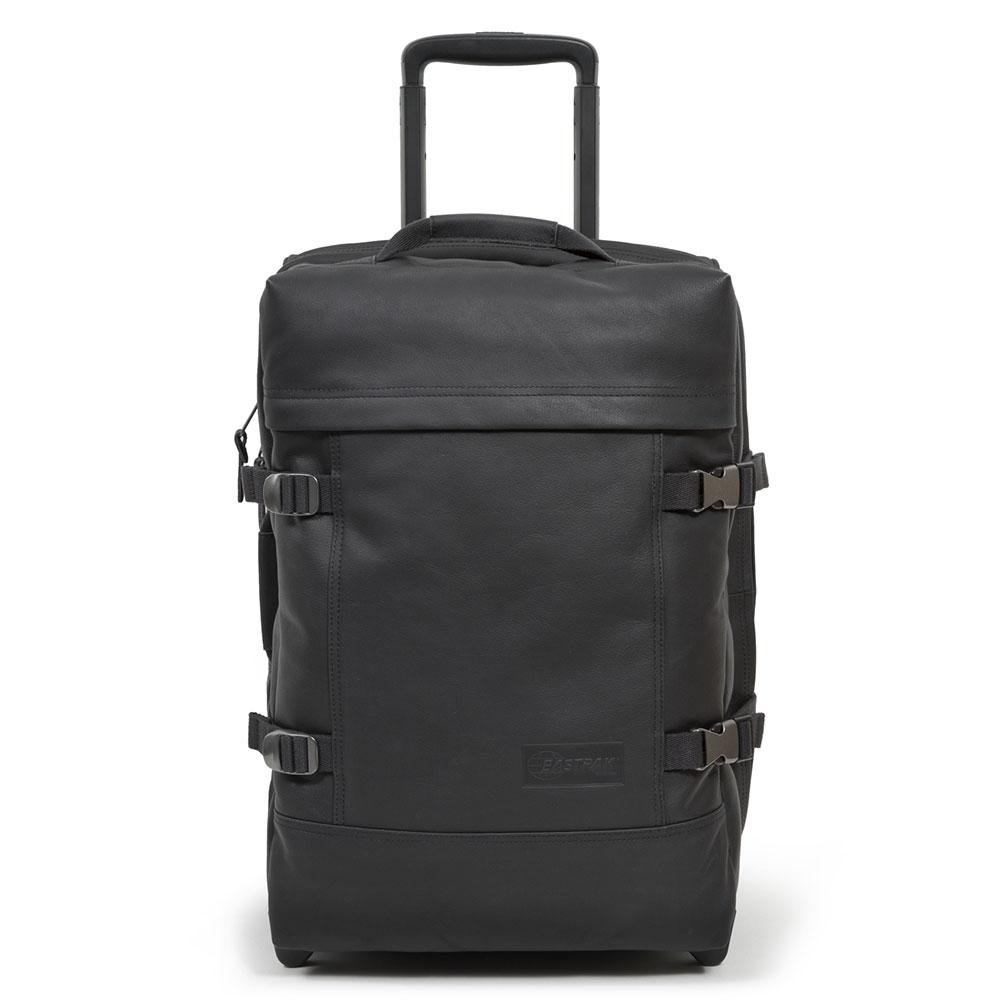 Eastpak Tranverz S Leather black ink leather