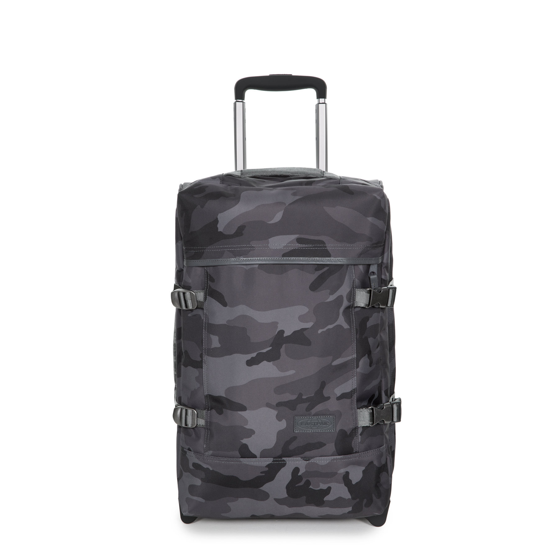Eastpak Tranverz S Trolley Constructed Mono Camo