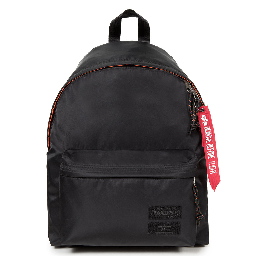 Eastpak Padded Pak'r Rugzak Alpha Industries Alpha Black