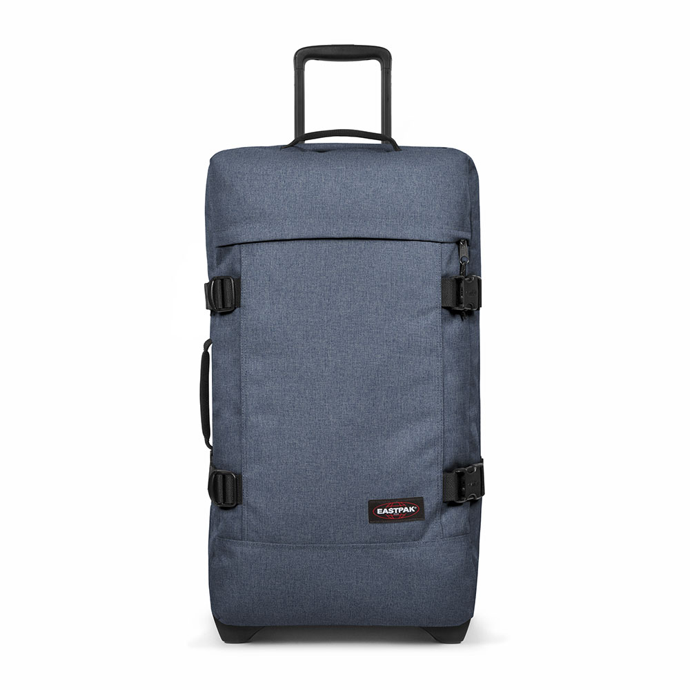 Eastpak Tranverz M Trolley Crafty Jeans