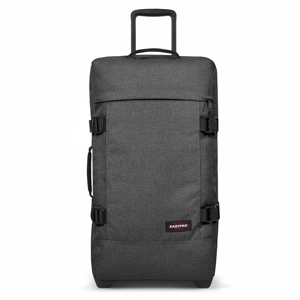 Eastpak Tranverz M Trolley Black Denim TSA