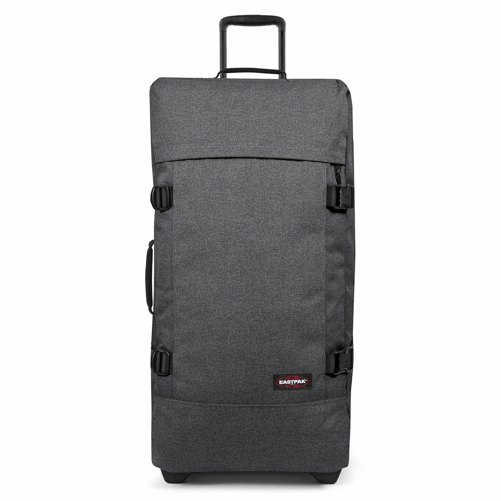 Eastpak Tranverz L Trolley Black Denim TSA