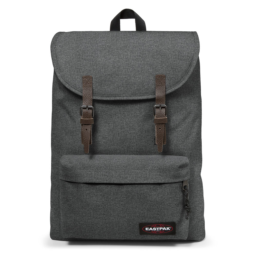 Eastpak London Rugzak Black Denim