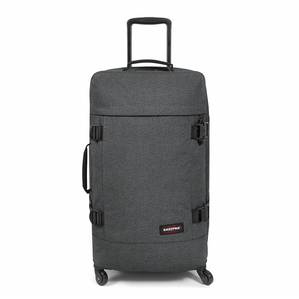 Eastpak Trans4 M Trolley Black Denim TSA