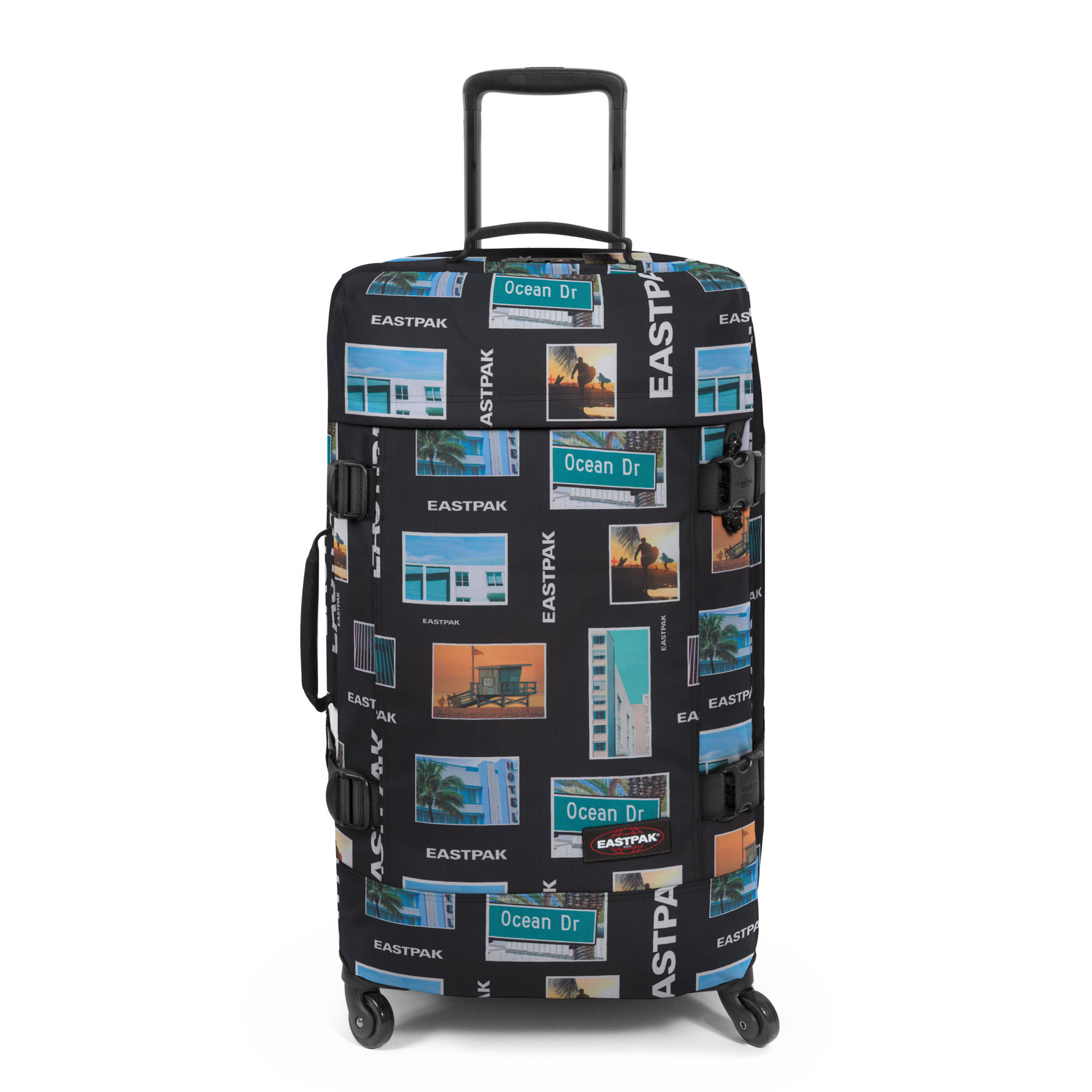 Eastpak Trans4 M Trolley Pix Color TSA