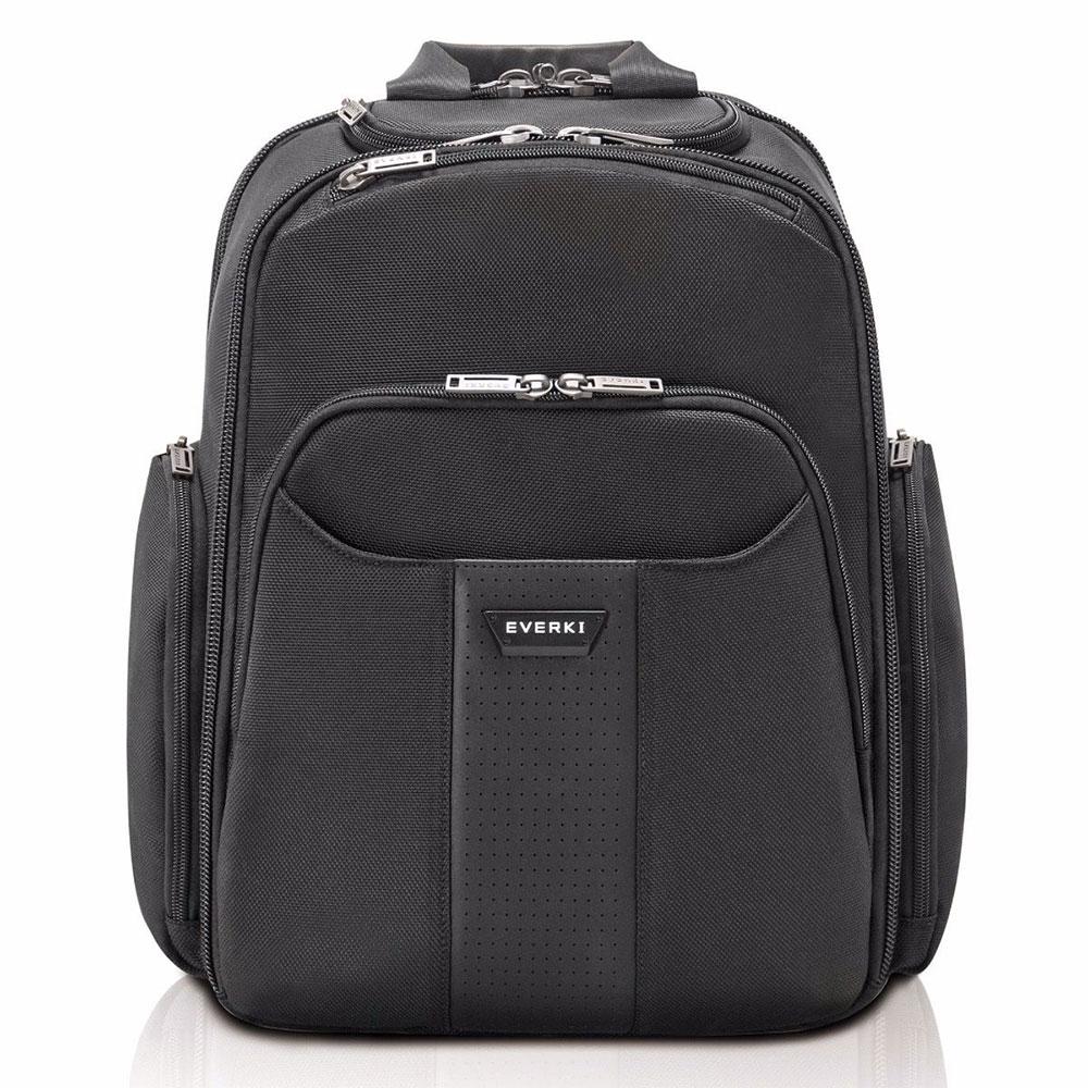 Everki Versa 2 Premium Laptop Backpack 15 Travel Friendly Black