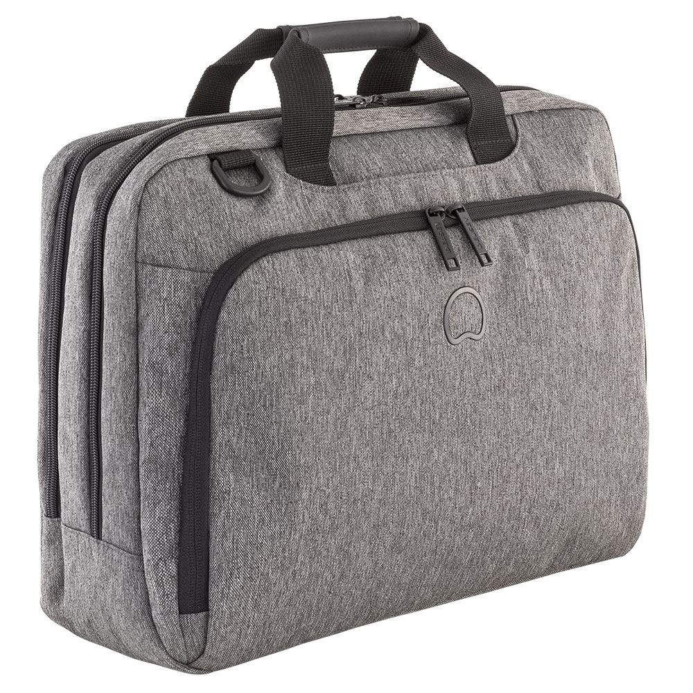 Delsey Esplanade Laptop Bag 2-CPT 15.6″ Anthracite
